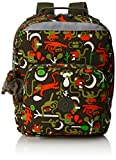 Kipling - AVA - Sac à dos médium   - Monkey Frnds Kh - (Multi-couleur)