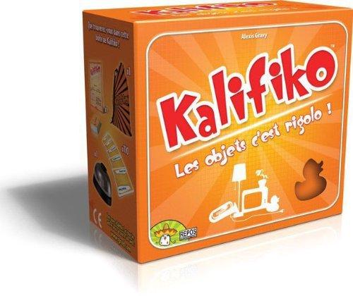Asmodee - KALFR01 - Jeu d'ambiance - Kalifico