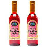 Napa Valley Naturals Organic Red Wine Vinegar, 12.7 Ounce (2-Pack)