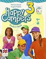 Happy Campers Level 3 Student's Book/Language Lodge