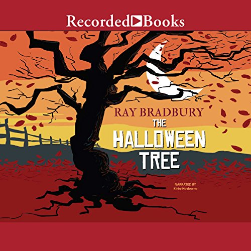 Couverture de The Halloween Tree
