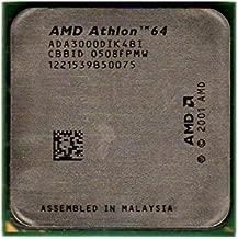 AMD Athlon 64 3000+ 1.8GHz 512KB Socket 939 CPU