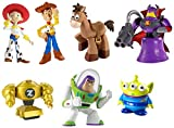 Mattel Disney/Pixar Toy Story 20th Anniversary Al's Toy Barn Buddies 7-Pack Gift Set