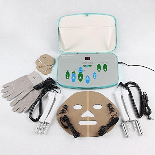 Soins de la peau massager visage antirides enlèvement micro actuel bio Magic Glove Beauty Equipment Elitzia ETKD806
