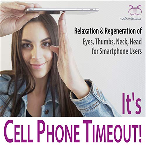 It's Cell Phone Timeout! cover art