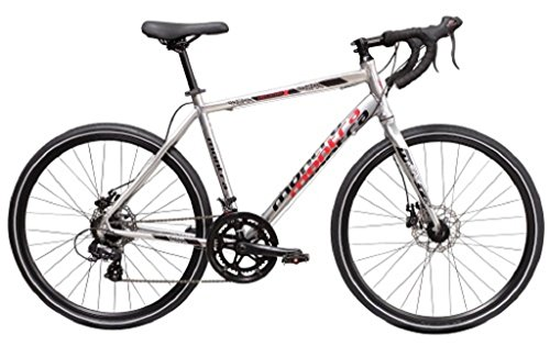 MONTRA Helicon X 2018 Unisex Bicycle (Black and Silver)