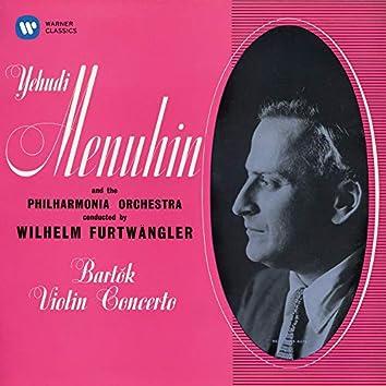 Bartók: Violin Concerto No. 2, Sz. 112
