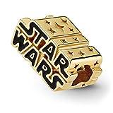 PANDORA Charm Star Wars 3D Logo Shine 769247C01