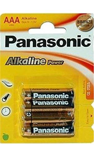 Panasonic–Pila alcalina LR-03AAA