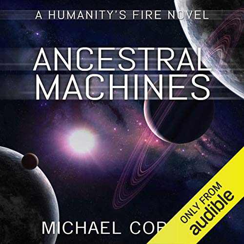 Ancestral Machines audiobook cover art