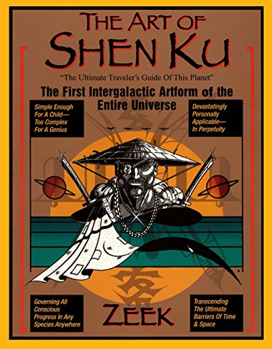 The Art of Shen Ku: The First Intergalactic Artform of the...
