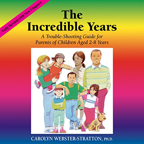 The Incredible Years audiobook cover art