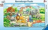 Ravensburger 06116–Puzle excursión en el Zoo
