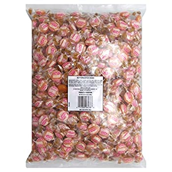 Brach s Butterscotch Hard Candy Bulk Candy Bag Individually Wrapped 108 Ounce