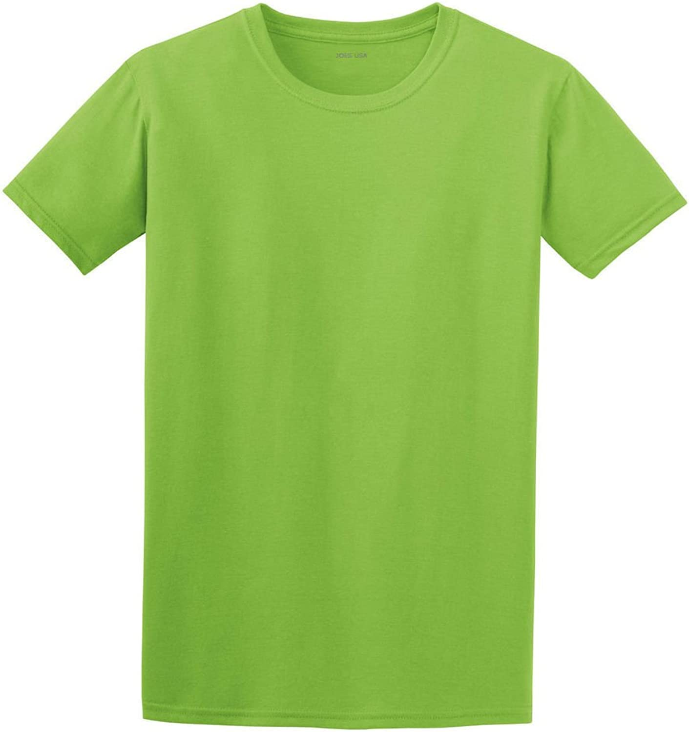 5e724e36b Joe's USA Lightweight Soft Cotton T-Shirts in 30 30 30 colors ba5878 ...
