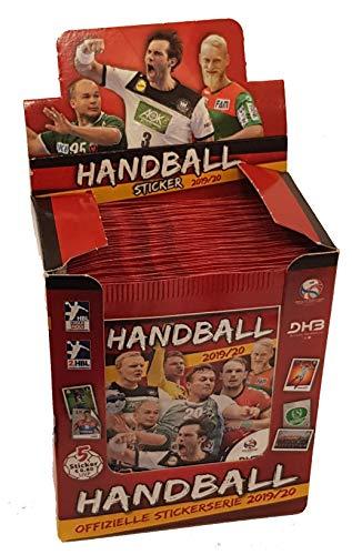 Victus Blue Ocean Handball Sticker Saison 2019/20 Display 50 Stickertüten