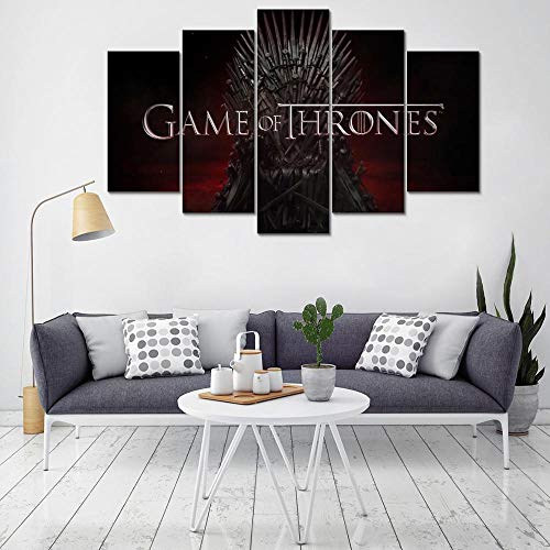 cuadro juego de tronos fabricante Mocmm
