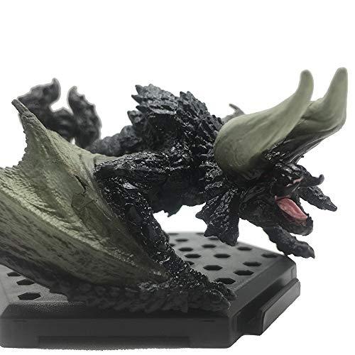 Monster Hunter 2 Game Boss Figura de acción Modelos de PVC Ancient Dragon Monster Hunter Figura Colección Modelo de Juguete