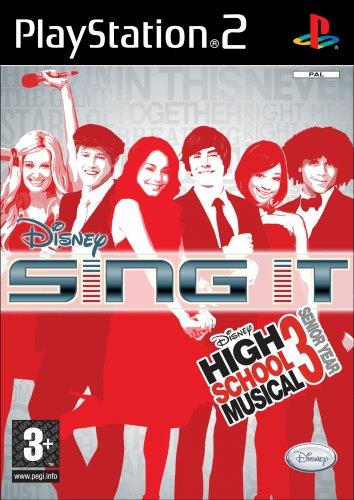 Disney Sing It: High School Musical 3 Senior Year - Game Only...