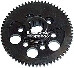 NEW BERT CHEVY CRATE MOTOR 1 PIECE FLYWHEEL WITH STEEL RING GEAR FOR MODIFIED, LATE MODEL, AND STREET STOCK RACING, 311-NC-EXT, FOR EXTERNALLY BALANCED CHEVY CRATE ENGINES, IMCA, UMP, USMTS, ETC