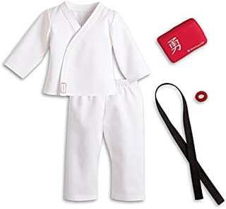 American Girl Truly Me Karate Class Set for 18 Inch Dolls Outfit Clothes New