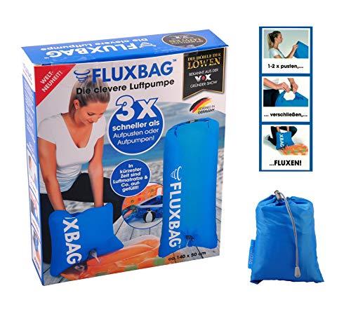 FLUXBAG DS – de slimme luchtpomp. Bekend van