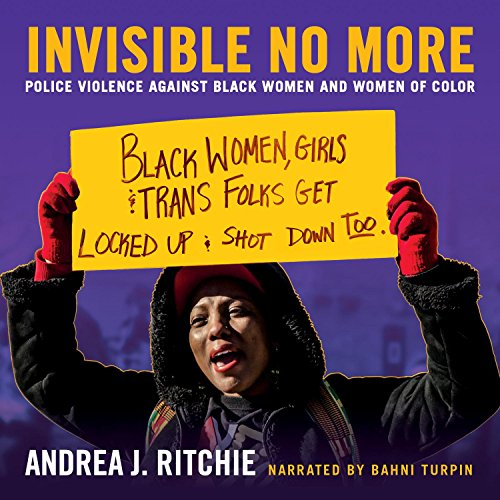 Invisible No More audiobook cover art