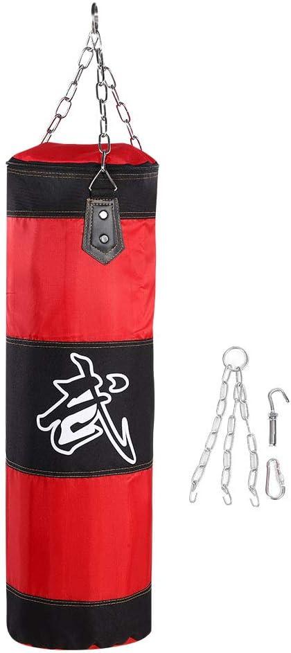 Mintata Boxing Training Empty Wear-Resistant Max 56% OFF Sleek Very popular Sturd Sandbag