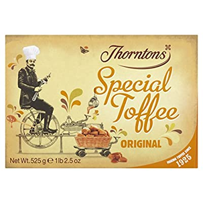 thorntons original special toffee, 525 g Thorntons Original Special Toffee, 525 g 51iL4F4QDQL