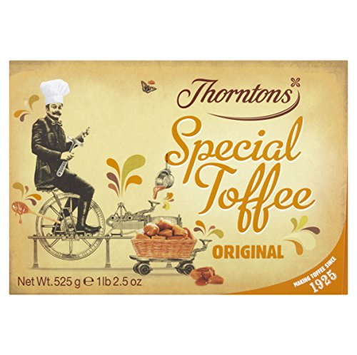 Thorntons Box Toffee Originale speciale (525g)