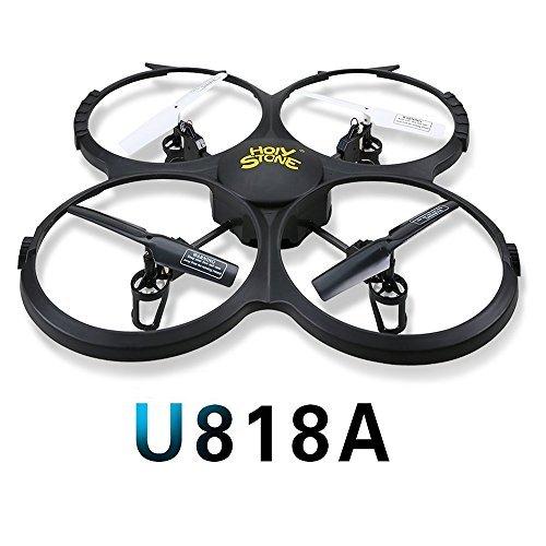 Holy Stone U818A Drone with 720P HD Camera...