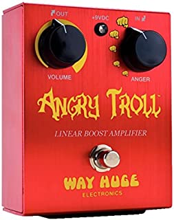 angry troll pedal