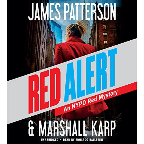 Red Alert audiobook cover art