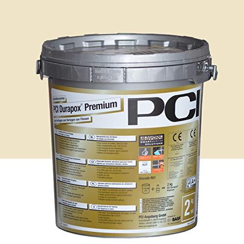 PCI Durapox Premium Reaktionsharz-Mörtel (2 kg, Jasmin)