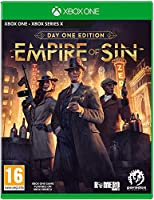 Empire Of Sin Day One Edition (Xbox One) (輸入版)