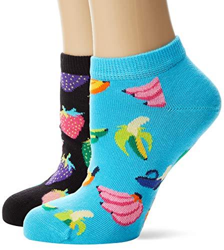 Happy Socks 2-Pack Banana Low Sock