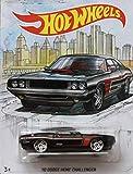 Detroit MUscle HOT Wheels Walmart Exclusive Black '70 Dodge HEMI Challenger DIE-CAST, WAL-MART Exclusive 1970 Dodge HEMI Challenger