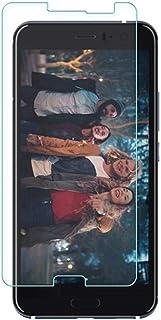 استكر زجاجي, واقي شاشة زجاج, أتش تي سي يو 11 HTC U11 , دي ماكس ارمر , يعطي رؤية واضحه , عالي الدقة , حبتين