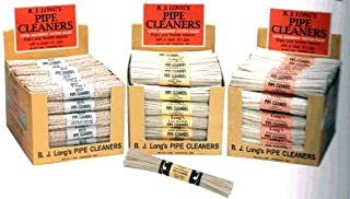 BJ Longs Standard Pipe Cleaners - Wholesale case of 2,880 cleaners by BJ Long
