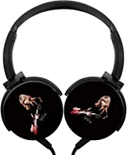 Taylor-Swift Earphone Wired Headsets Headphones 3.5MM Axis Rotation Hi-Fi 3D Printing Heavy Bass Stereo Headsets