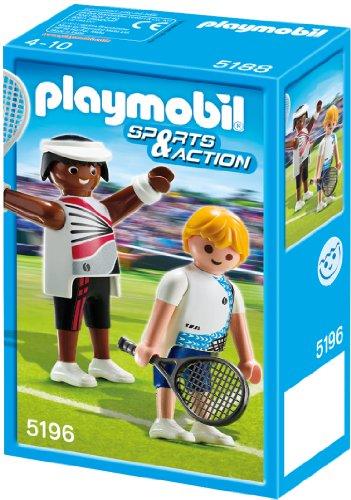 Playmobil 5196 - 2 Tennisspieler