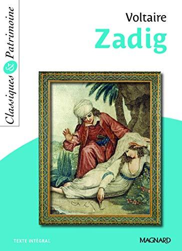 Zadig - Classiques et Patrimoine (2012)