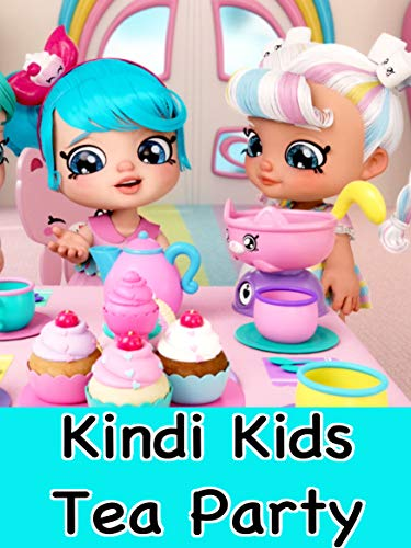 Clip: Kindi Kids Episode 7 - Tea Party