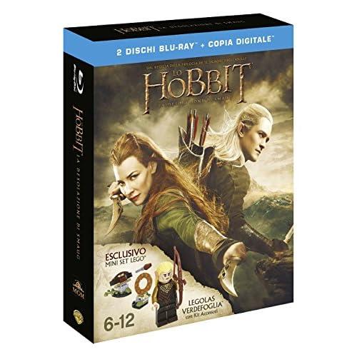 Lo Hobbit - La Desolazione Di Smaug + Lego Set