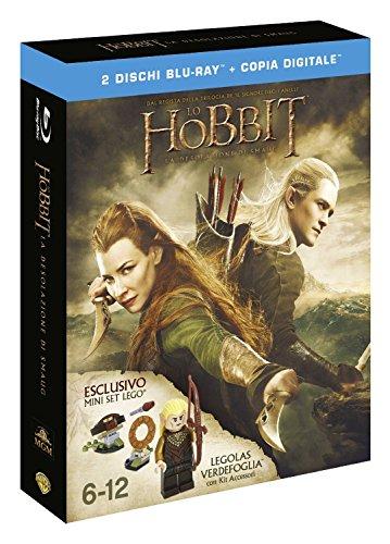Lo Hobbit - La desolazione di Smaug(+set LEGO - edizione speciale e limitata) [Blu-ray] [IT Import]