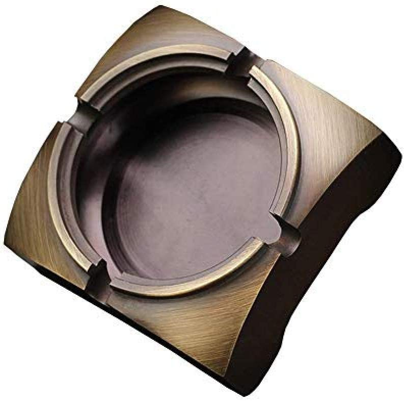 GUOCAO Decorations Art Craft Pure Ashtray Living R Office Phoenix Ranking TOP19 Mall Copper