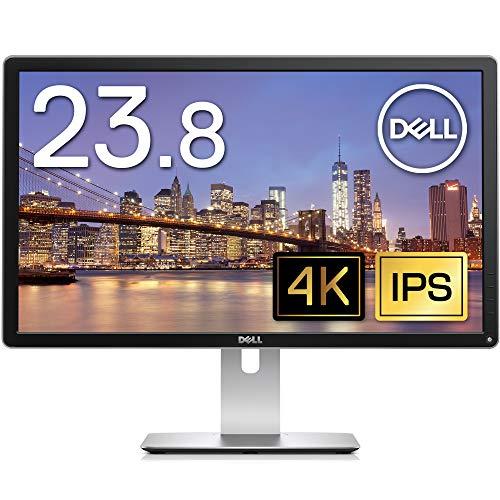 Dell 4Kモニター 23.8インチ P2415Q(3年間無輝点交換保証/sRGB 99%/広視野角/IPS非光沢/フリッカーフリー/DP,mDP,HDMI/高さ調整/回転) - Dell