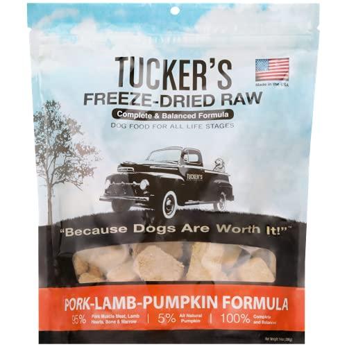 Tucker's Freeze Dried Raw Dog Food