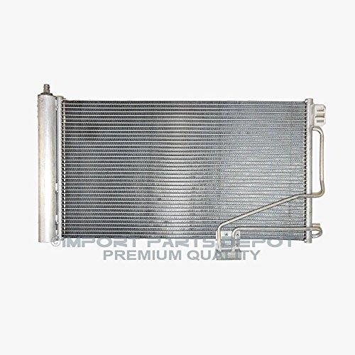 AC Condenser for Mercedes-Benz C320 C240 C230 C32 AMG C55 AMG CLK55 AMG CLK500 CLK320 SLK350 SLK280 Premium 2035001254