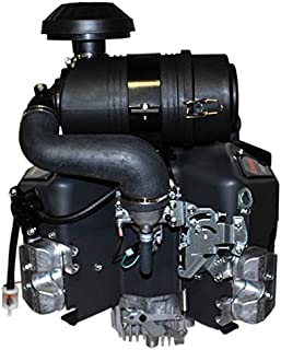 Kawasaki 27hp Twin Cylinder Vertical 1 1/8